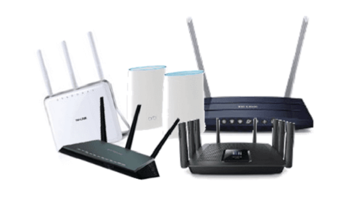 router manufacturing corporations