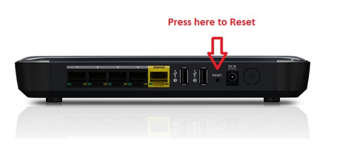 reset 192.168.86.1 router